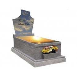 Modelo Tumba 002 - Lápidas...