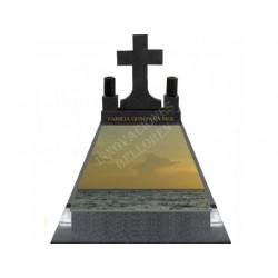 Modelo Tumba 004 - Lápidas...